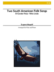 Magalif - Two South American Folk Songs - FP95