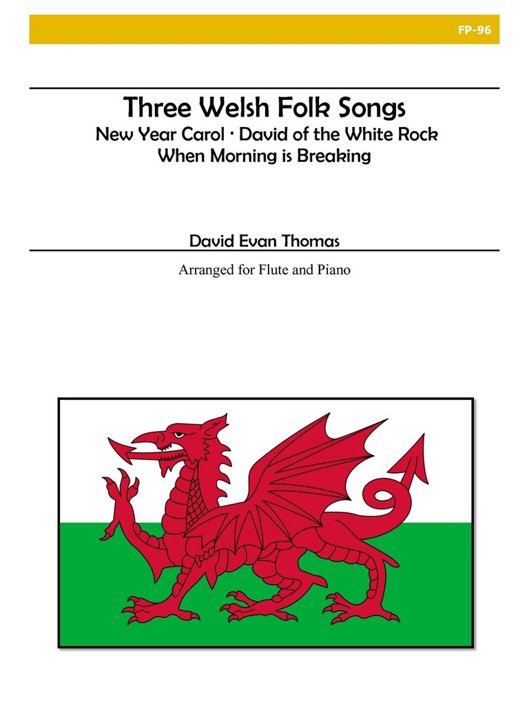 Thomas - Three Welsh Folk Songs - FP96
