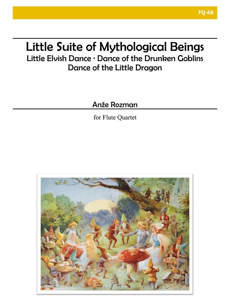 Rozman - Little Suite of Mythological Beings - FQ66