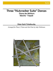 Tchaikovsky (arr. Nishimura) - Three Nutcracker Suite Dances - FQ819