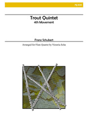 Schubert - The Trout Quintet - FQ820