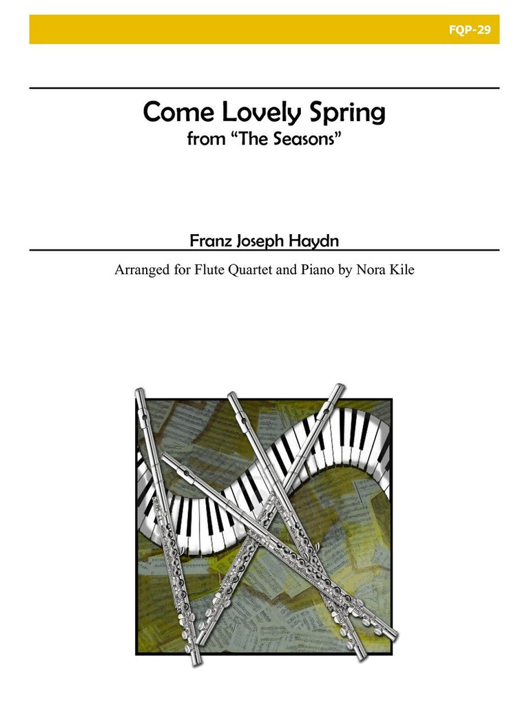 Haydn - Come Lovely Spring - FQP29