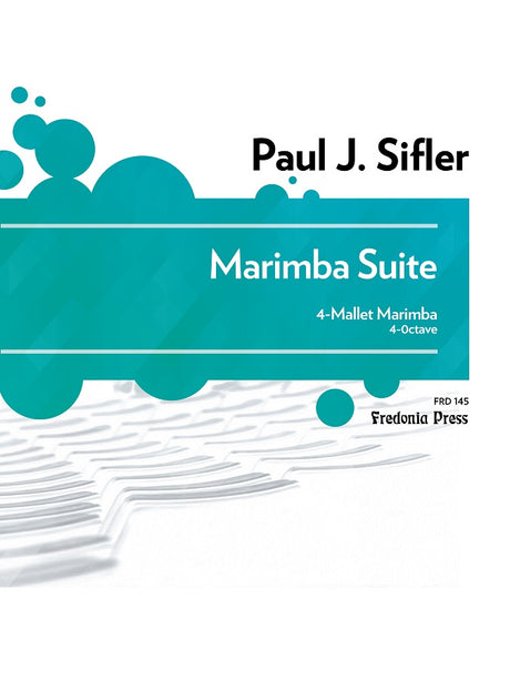 Sifler - Marimba Suite for Marimba (4 Mallets) - FRD145