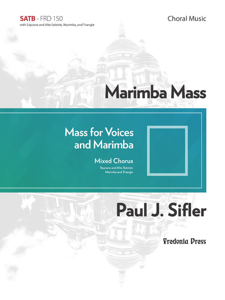 Sifler - Marimba Mass for Mixed Choir (SATB) and Marimba - FRD150