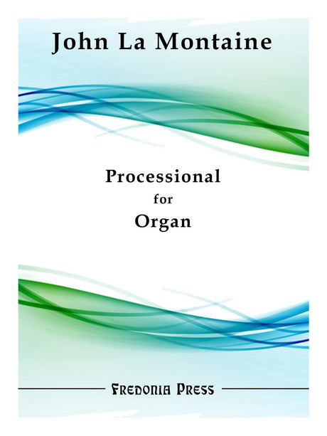 La Montaine - Processional for Organ Solo - FRD15
