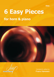 6 Easy Pieces for Horn and Piano - FRHP10616DMP