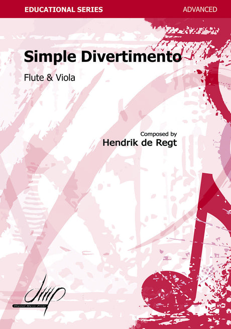 de Regt - Simple Divertimento - FS112017DMP