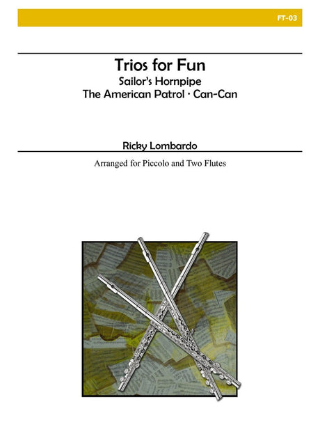 Lombardo - Trios for Fun - FT03
