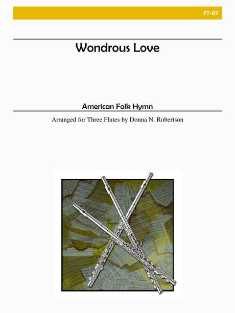 Robertson - Wondrous Love - FT07