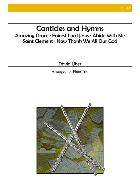 Uber - Canticles and Hymns - FT12