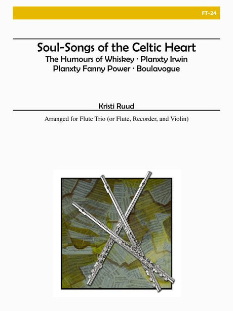 Ruud - Soul-Songs of the Celtic Heart - FT24