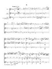 Purcell - Two Voluntaries (Cello/Bassoon) - FT26