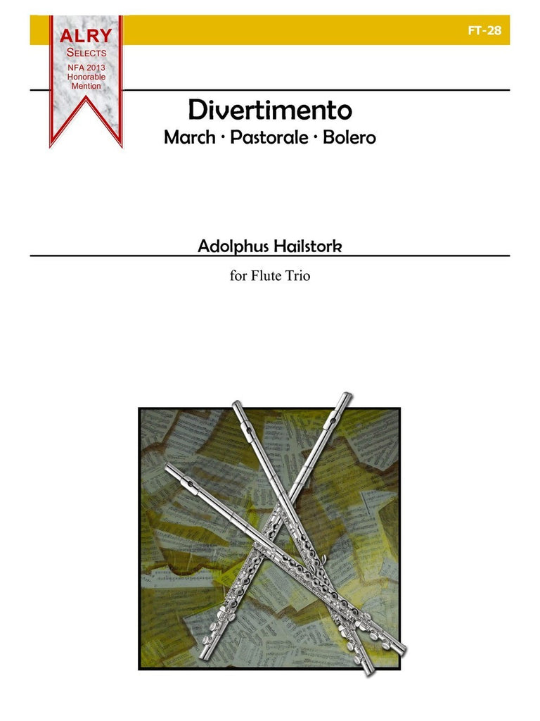 Hailstork - Divertimento - FT28