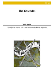 Joplin - The Cascades (Picc, Flutes, Piano) - FTP109