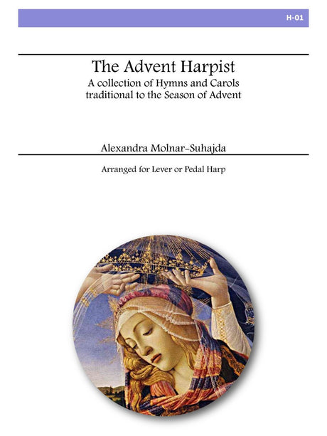 Molnar-Suhajda - The Advent Harpist - H01