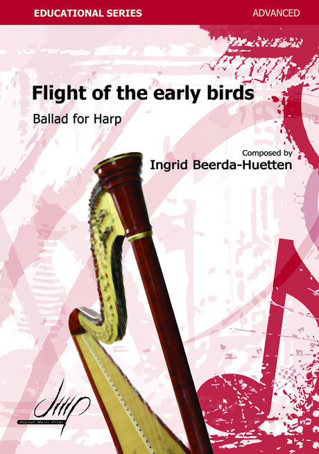 Beerda-Huetten - Flight of the early birds - H114015DMP