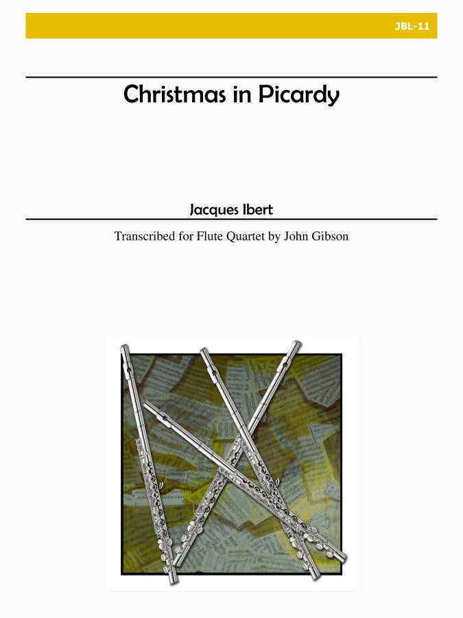 Ibert (arr. Gibson) - Christmas in Picardy - JBL11