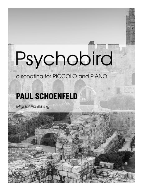 Schoenfeld - Psychobird for Piccolo and Piano - MIG08