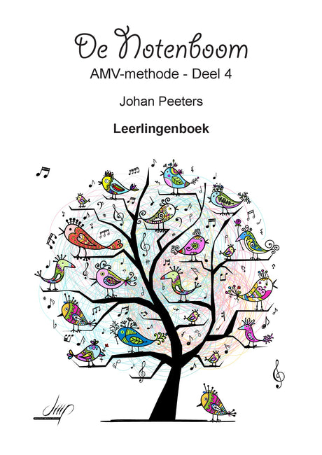 Peeters - De Notenboom 4 - Leerlingenboek - MT116038DMP