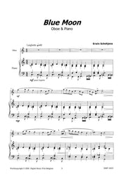 7 Easy Pieces for Oboe and Piano - OP10633DMP