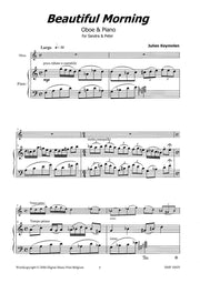 6 Great Pieces for Oboe and Piano - OP10655DMP
