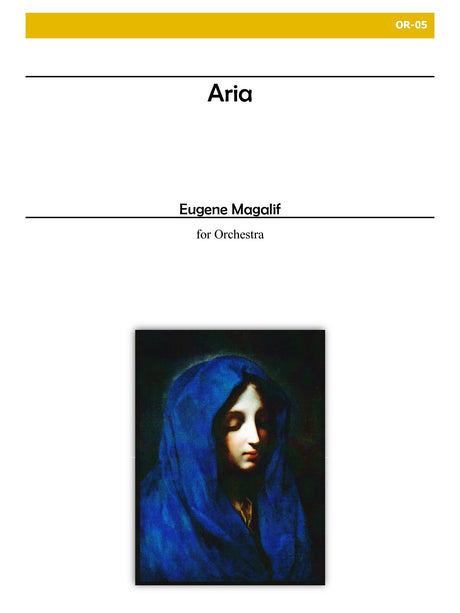 Magalif - Aria (Orchestra) - OR05