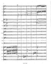 Mortelmans - Mythe der Lente (Full Score and Parts) - OR4645BEM