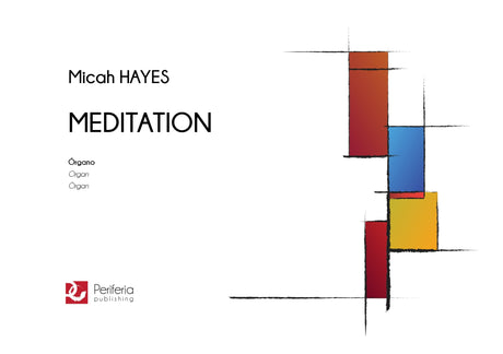 Hayes - Meditation for Organ - ORG3137PM