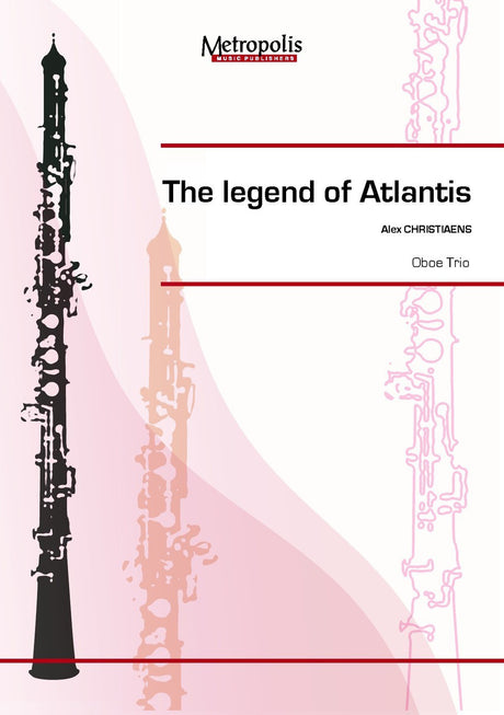Christiaens - The Legend of Atlantis - OT6577EM