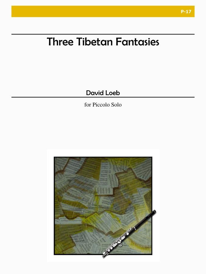 Loeb - Three Tibetan Fantasies - P17
