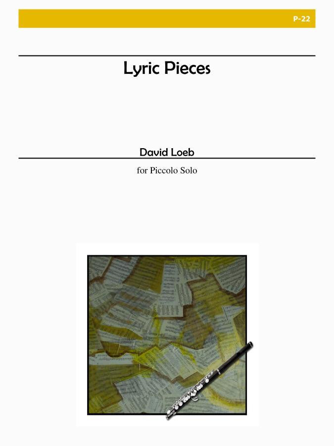Loeb - Lyric Pieces - P22