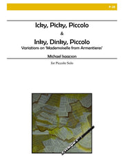 Isaacson - Icky, Picky, Piccolo and Inky, Dinky, Piccolo - P28