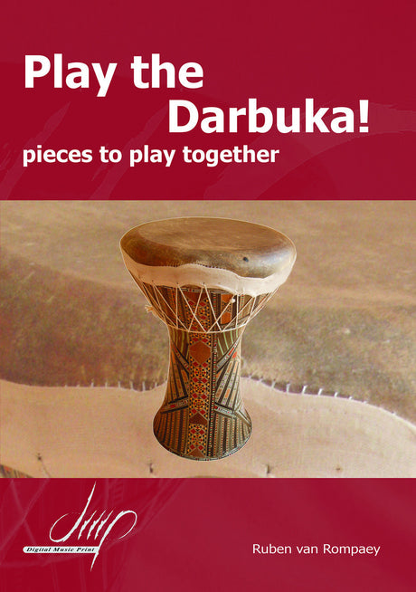 van Rompaey - Play the Darbuka! - PC107009DMP