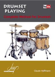 Hoffmann - Drumset Playing: Complete Method for Drumset - PC118129DMP