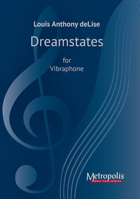 deLise - Dreamstates for Vibraphone - PC7117EM