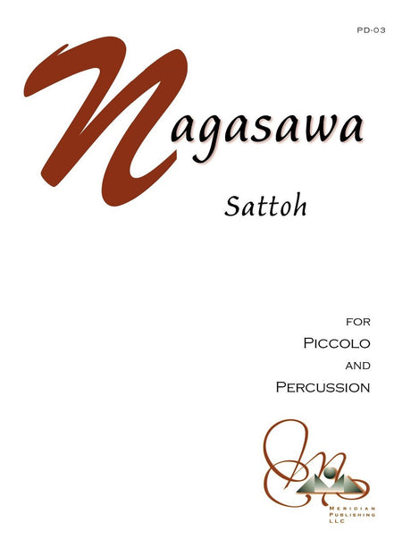 Nagasawa - Sattoh (Piccolo and Percussion) - PD03