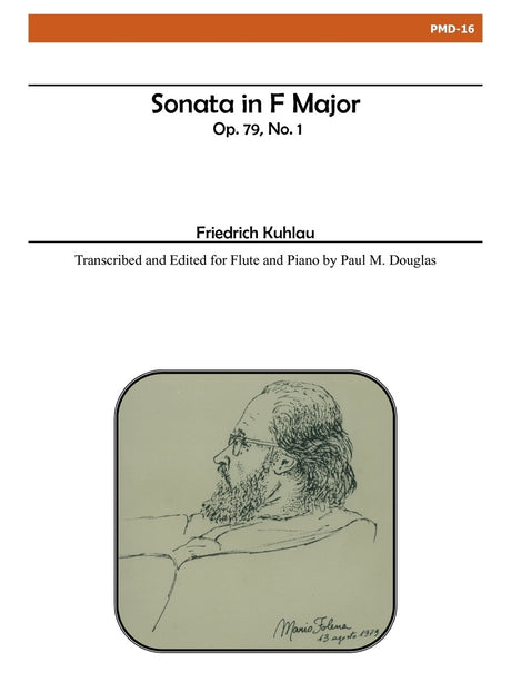 Kuhlau - Three Sonatas, Vol. I: Sonata in F Major, Op. 79, No. 1 - PMD16