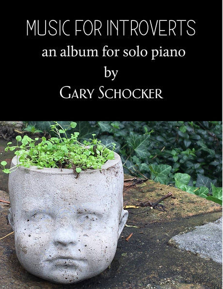 Schocker - Music for Introverts: an album for solo piano - PN03