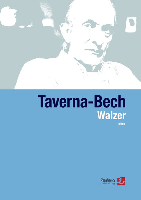 Taverna-Bech - Walzer for Piano - PN3592PM