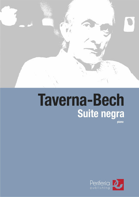Taverna-Bech - Suite negra for Piano - PN3611PM