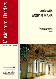 Mortelmans - Primula Veris (4 Lyrical Pieces) - PN4477EM