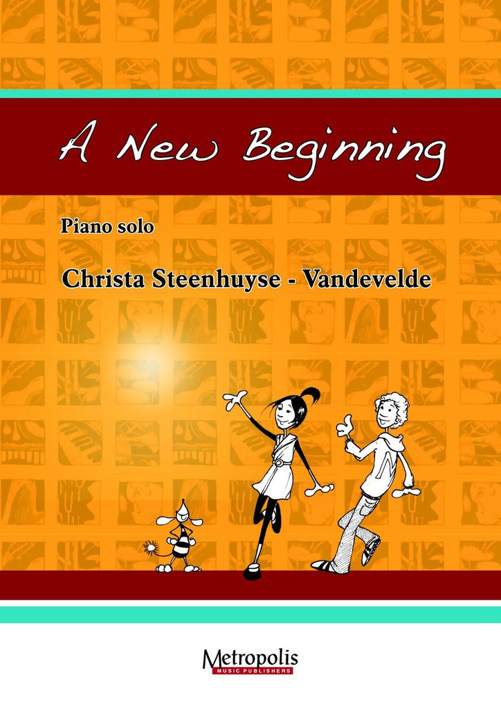 Steenhuyse-Vandevelde - A New Beginning - PN6176EM