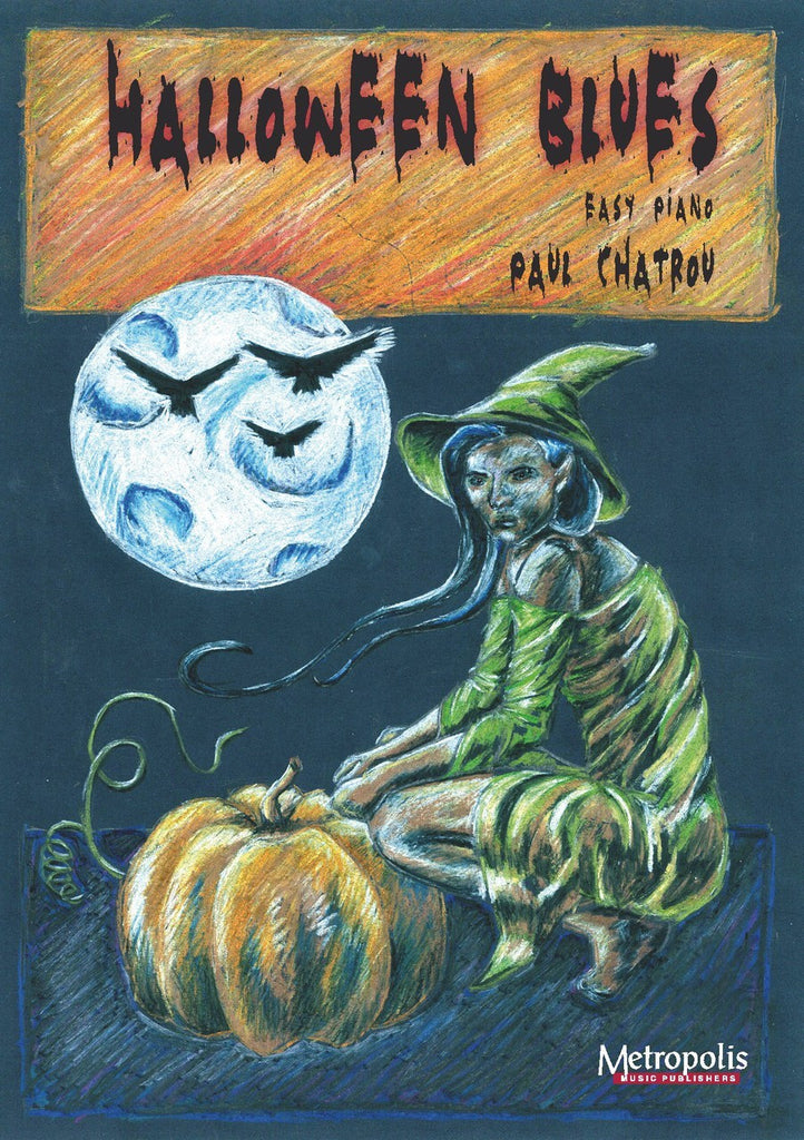 Chatrou - Halloween Blues - PN6324EM