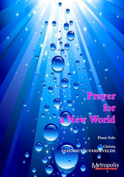 Steenhuyse-Vandevelde - Prayer for a New World - PN6616EM