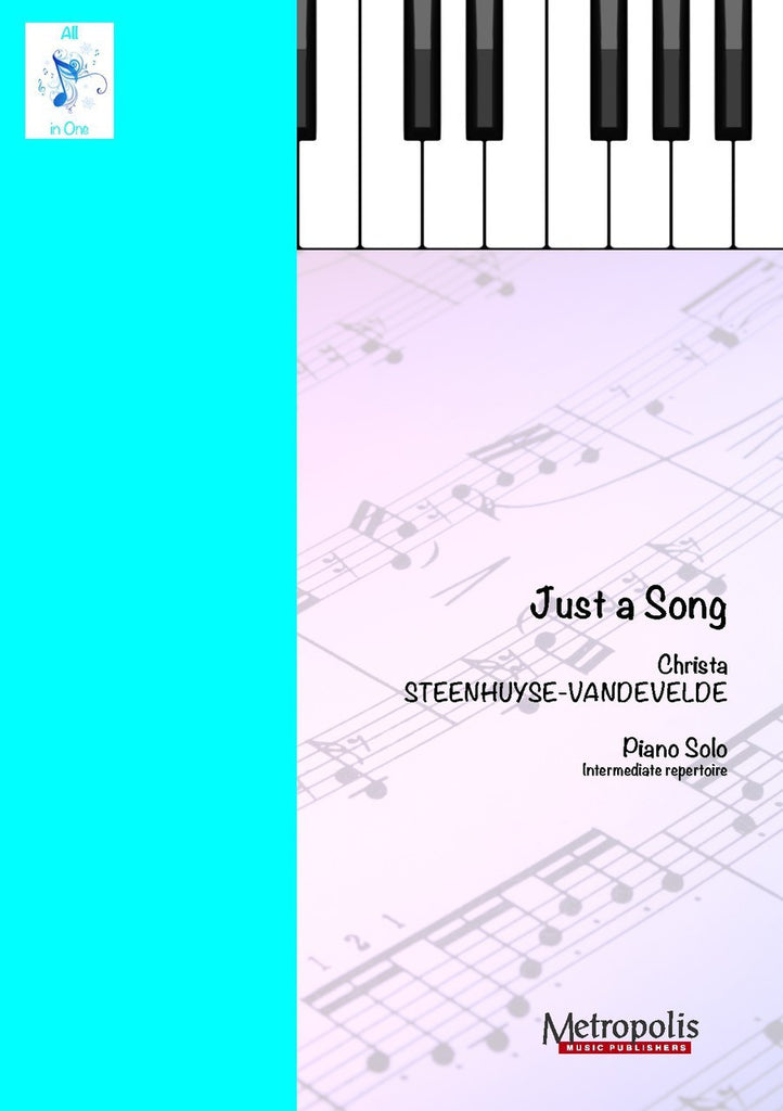 Steenhuyse-Vandevelde - Just a Song - PN6688EM