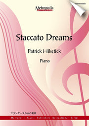 Hiketick - Staccato Dreams - PN6736EM