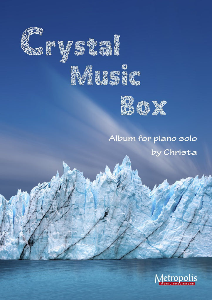 Steenhuyse-Vandevelde - Crystal Music Box - Album - PN6865EM