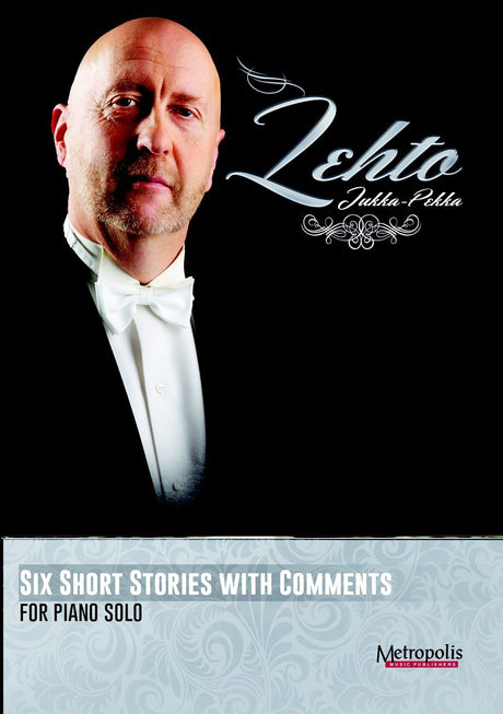 Lehto - Six Short Stories for Piano Solo - PN7011EM