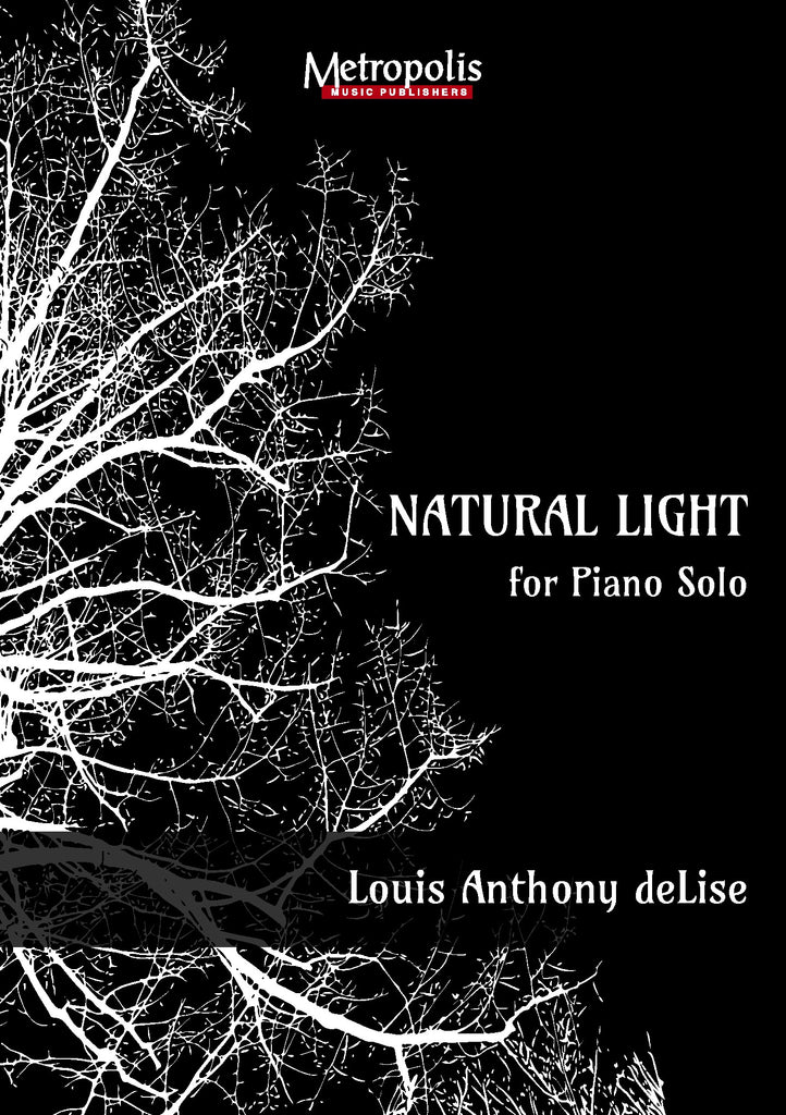 deLise - Natural Light for Piano Solo - PN7287EM