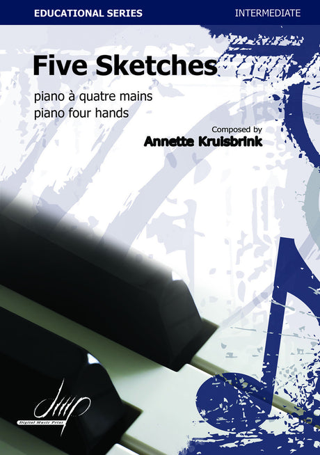 Kruisbrink - Five Sketches - PND107148DMP